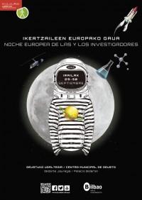 Noche Europea de las y los investigadores