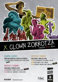 X. Clown Zorrotza
