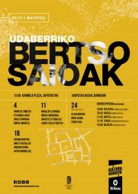 Udaberriko Bertso Saioak