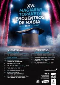 Encuentros de magia XVI