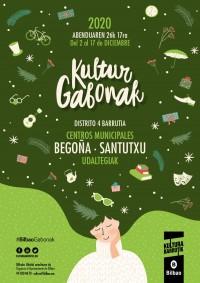 KULTUR GABONAK DISTRITO 4: BEGOÑA, SANTUTXU
